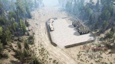 Logging 02 para Spintires MudRunner