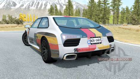 Hirochi SBR4 B&N High Performance para BeamNG Drive
