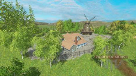 JonFarm para Farming Simulator 2015