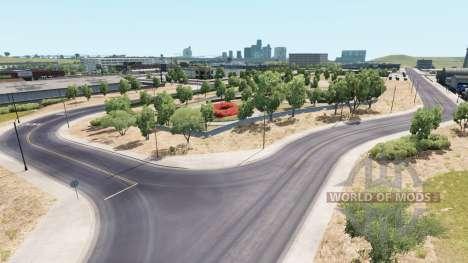Coast to Coast para American Truck Simulator