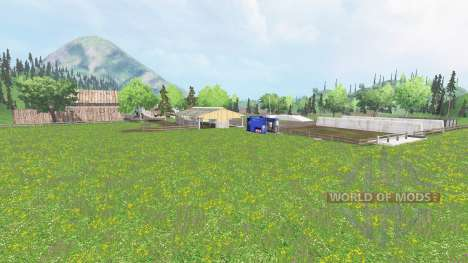 Wolles para Farming Simulator 2015