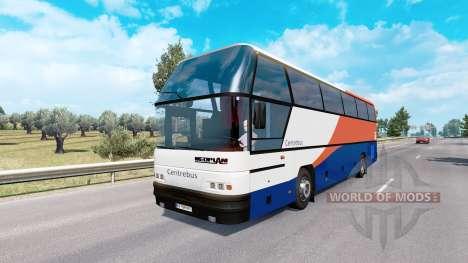 Bus traffic para Euro Truck Simulator 2