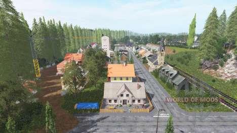 La Petite Meusienne para Farming Simulator 2017