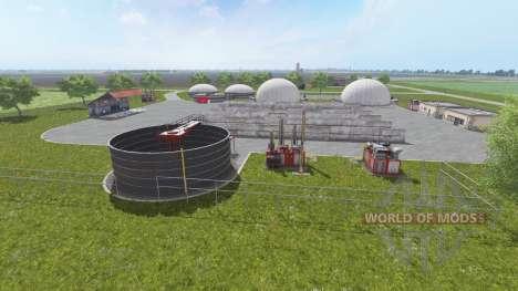 Sajonia para Farming Simulator 2017