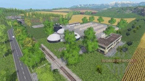 Wertheim para Farming Simulator 2015