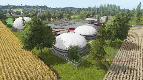 La granja del valle para Farming Simulator 2017