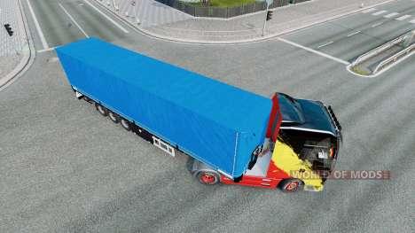 Treyler Tirsan para Euro Truck Simulator 2