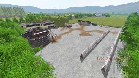 Alcacer para Farming Simulator 2017