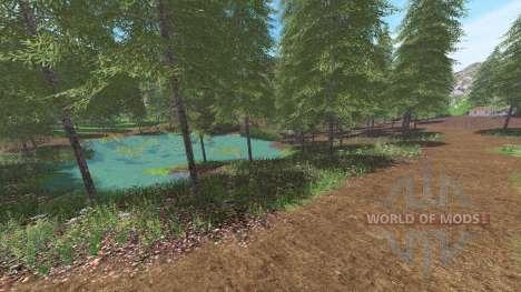 Falkenberg para Farming Simulator 2017