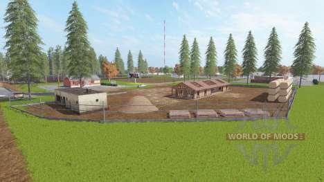 Old Mill Farms para Farming Simulator 2017