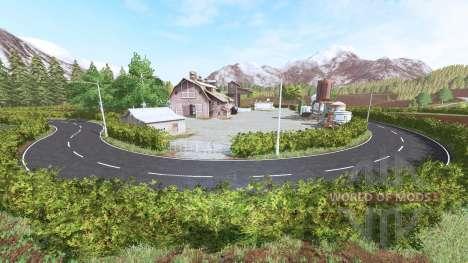 Higher Hills para Farming Simulator 2017