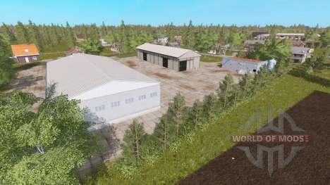 New Bartelshagen para Farming Simulator 2017