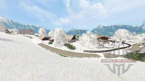 Canton de Neuchatel para Farming Simulator 2015