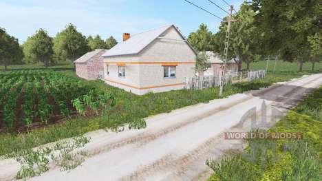 Swojska Wies para Farming Simulator 2017