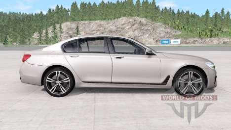BMW 750i xDrive M Sport (G11) 2016 para BeamNG Drive