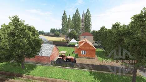 Granja polaca para Farming Simulator 2017