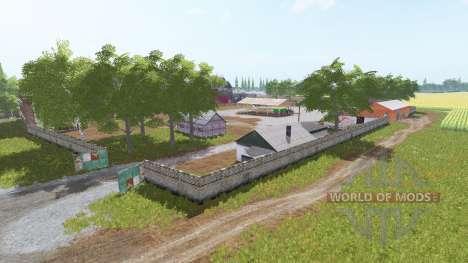 Agro-Ucrania para Farming Simulator 2017
