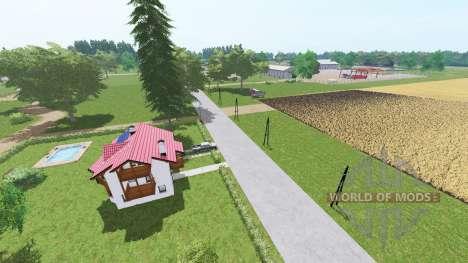 Hochebene Lindenthal para Farming Simulator 2017