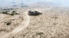 Martinez Canyon para MudRunner