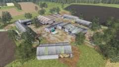 The Old Stream Farm v2.0.0.1 para Farming Simulator 2017