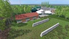 Unna District v2.6 para Farming Simulator 2015