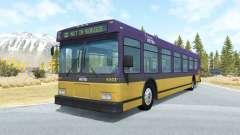 Wentward DT40L King County v0.8 para BeamNG Drive
