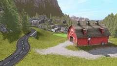 Goldcrest Mountains v3.1 para Farming Simulator 2017