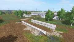 Baldachino v3.2 para Farming Simulator 2017