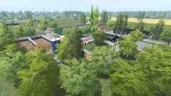 Green River para Farming Simulator 2017