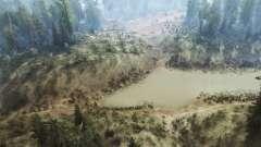 Ruso valle para MudRunner