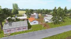 Valle de la granja v2.0 para Farming Simulator 2017