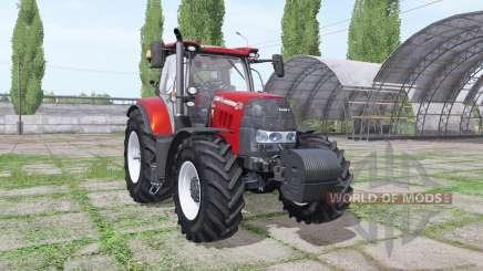 Case IH Puma 165 CVX v1.3 para Farming Simulator 2017