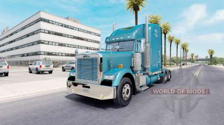 Freightliner Classic XL v1.31 para American Truck Simulator
