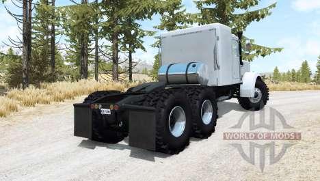 Gavril T-Series off-road para BeamNG Drive