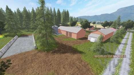 Swietokrzyskie Doliny para Farming Simulator 2017