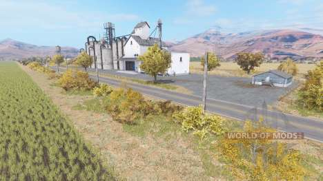 Mustang Valley Ranch para Farming Simulator 2017