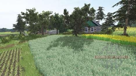 Srednia Wies para Farming Simulator 2017
