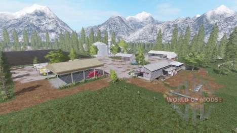 Mountain Valley Farm para Farming Simulator 2017