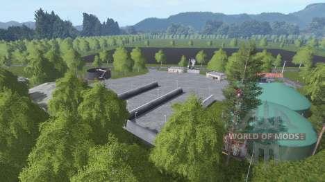 Kreihenborg para Farming Simulator 2017