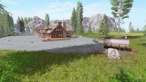 Small Wood para Farming Simulator 2017