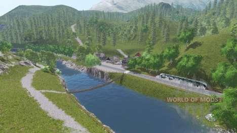 The Alps para Farming Simulator 2017