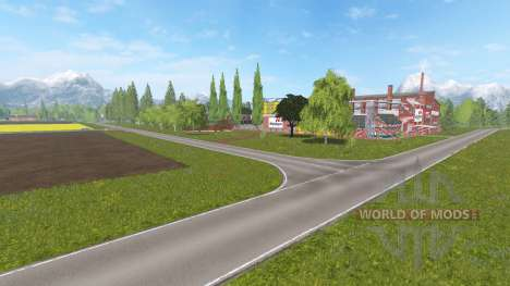 Islandia para Farming Simulator 2017