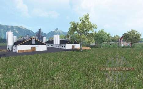 Michelhausen para Farming Simulator 2015