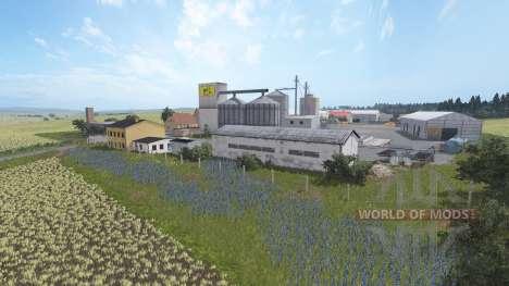 Sudthuringen para Farming Simulator 2017