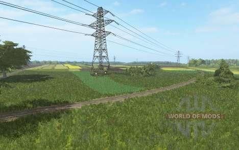 El campo de Polonia para Farming Simulator 2017