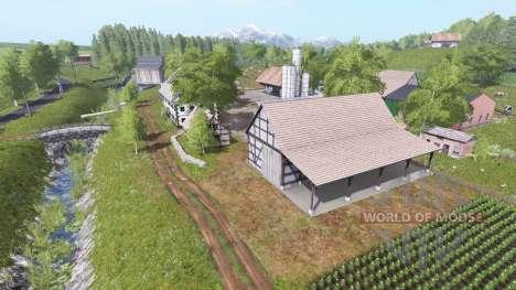 Altenstein para Farming Simulator 2017
