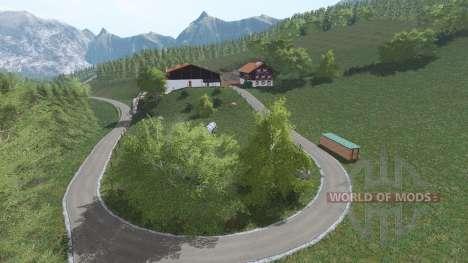 Walchen para Farming Simulator 2017
