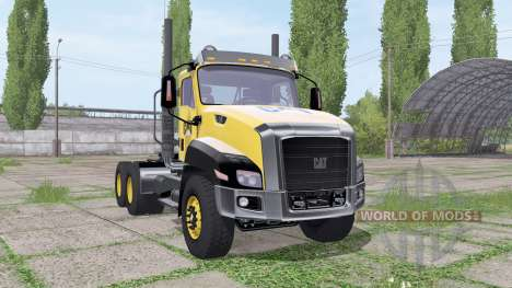 Caterpillar CT660 2011 para Farming Simulator 2017