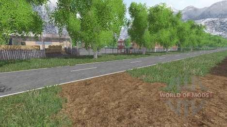 Sonnenfeld para Farming Simulator 2017
