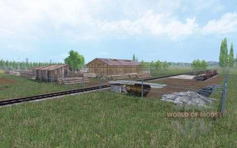 Nieznana Dolina para Farming Simulator 2015